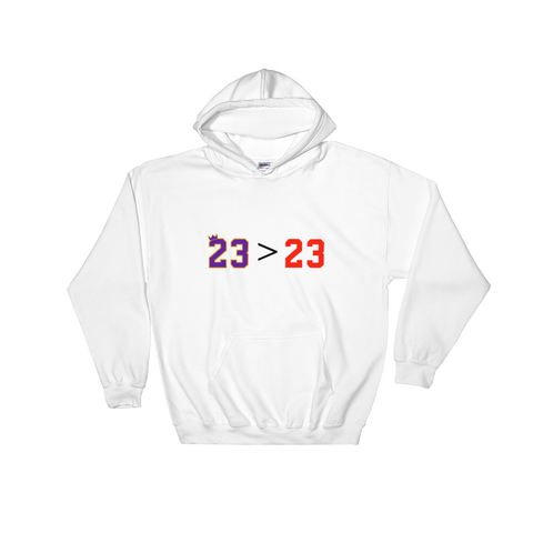 23 > Hooded Sweatshirt