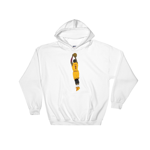 Shoot Your Shot Hooded Sweatshirt