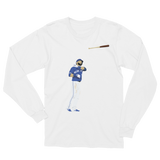 Bat Flip  Long Sleeve T-Shirt