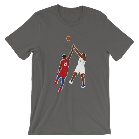 Kawhi Game Winner T-Shirt