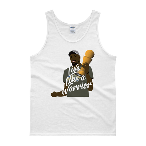 Live Like A Warrior Tank top