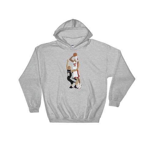 Jesus Shuttlesworth Hooded Sweatshirt