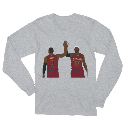 Cleveland Bros Long Sleeve T-Shirt