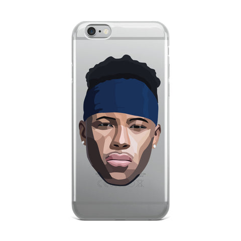 Saquon Muggin' iPhone Case