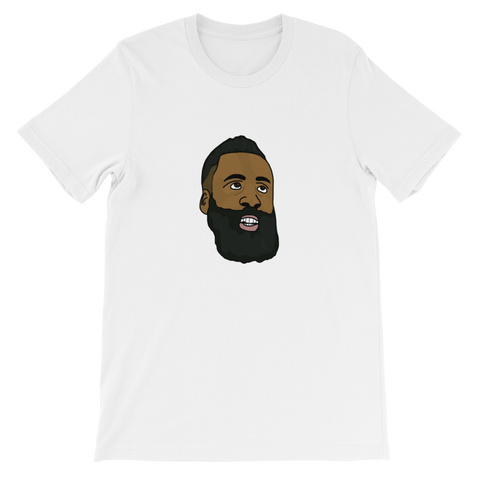 The Beard Unisex Short Sleeve T-Shirt