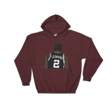Corn Rows Hooded Sweatshirt