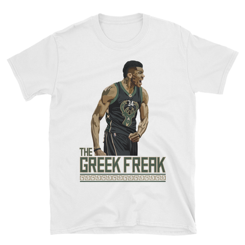 Greek Freak Short-Sleeve Unisex T-Shirt