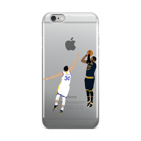 The Shot iPhone 5/5s/Se, 6/6s, 6/6s Plus Case