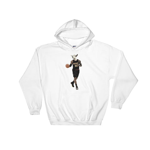 Goat LeBron Hooded Sweatshirt
