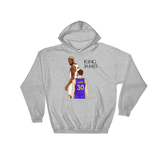 King James Hooded Sweatshirt