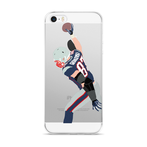 Gronk Smash iPhone 5/5s/Se, 6/6s, 6/6s Plus Case