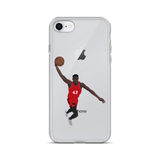 Pascal Soaring iPhone Case