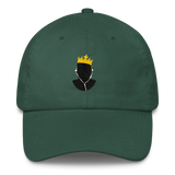 The King's Crown Dad Cap