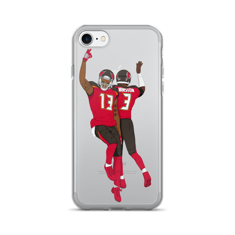Jameis + Mike iPhone 7/7 Plus Case