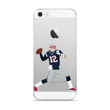 The GOAT iPhone 5/5s/Se, 6/6s, 6/6s Plus Case