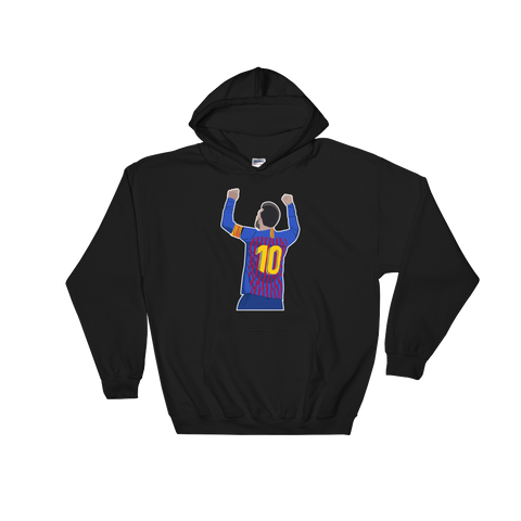 Messi 600 Hooded Sweatshirt