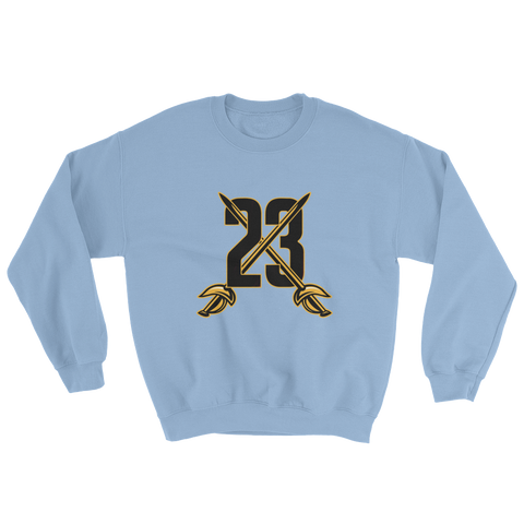23 Swords Sweatshirt