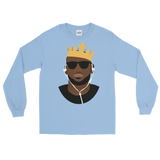 The King's Crown Long Sleeve T-Shirt
