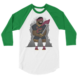 Champ LBJ 3/4 sleeve raglan shirt