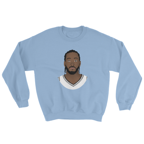 Kawhi So Serious? Sweatshirt