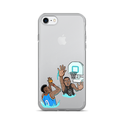 Pool Hoops iPhone 7/7 Plus Case