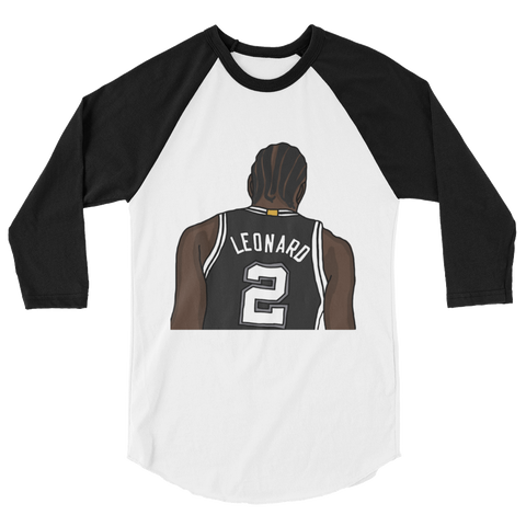 Corn Rows  3/4 sleeve raglan shirt