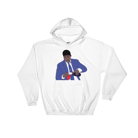 Shannon Sharpe - Hooded Sweatshirt