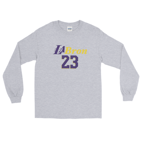 La Bron - Long Sleeve T-Shirt