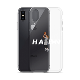 Hahn Jumper iPhone Case