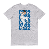 CK22 Short sleeve t-shirt