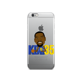 KD35 iPhone 5/5s/Se, 6/6s, 6/6s Plus Case