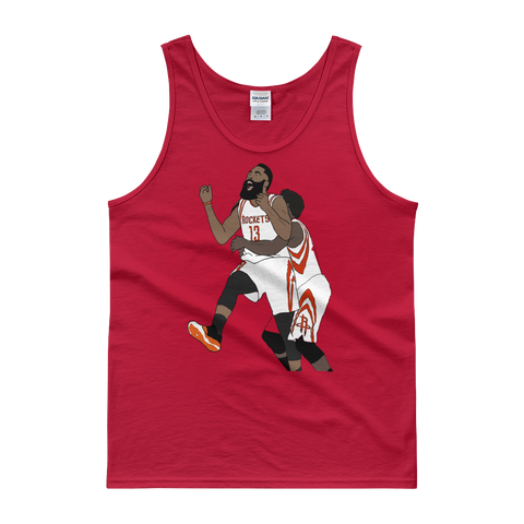 The Bearded Man Tank top