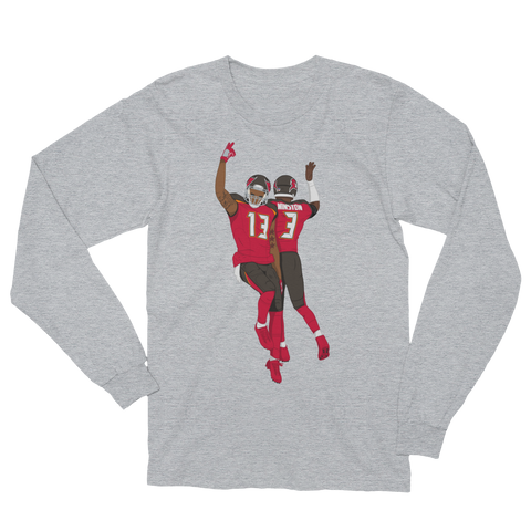Jameis + Mike Long Sleeve T-Shirt