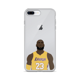 La Bron iPhone Case