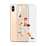 Tua Tua iPhone Case