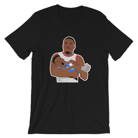 Dame's Baby T-Shirt