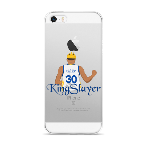 King Slayer iPhone 5/5s/Se, 6/6s, 6/6s Plus Case