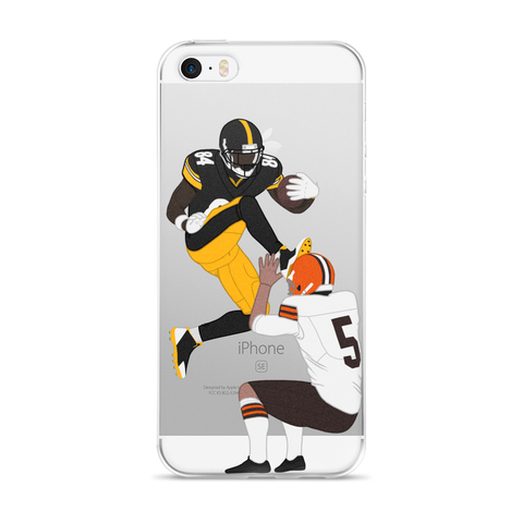 The Kick iPhone 5/5s/Se, 6/6s, 6/6s Plus Case
