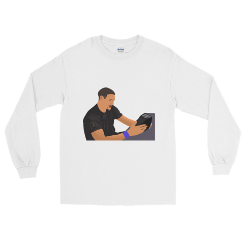 Undefeated Toaster Long Sleeve T-Shirt