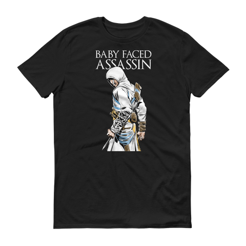 Baby Faced Assassin Short sleeve t-shirt