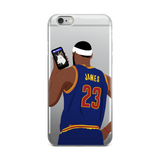 Goat Selfie iPhone 5/5s/Se, 6/6s, 6/6s Plus Case