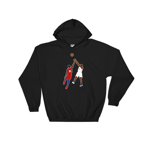 Kawhi Game Winner Hooded Sweatshirt