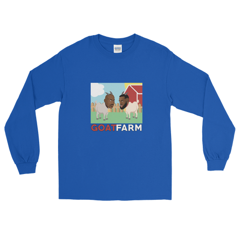 Goat Farm Long Sleeve T-Shirt