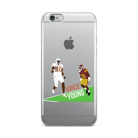 Rose Bowl iPhone Case