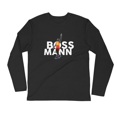 BossMann Jae V2. Long Sleeve Fitted
