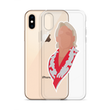 Flair Wooooo! iPhone Case