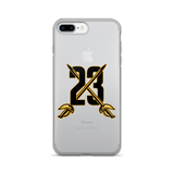 23 Swords iPhone 7/7 Plus Case