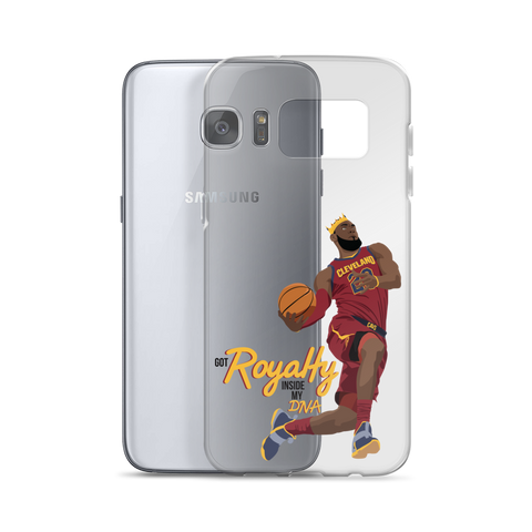 Royalty Samsung Case