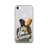 Live Like A Warrior iPhone 7/7+