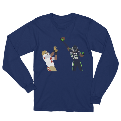 Sherman Tip Long Sleeve T-Shirt